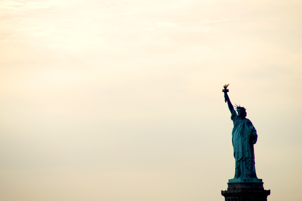 Miss Liberty New York