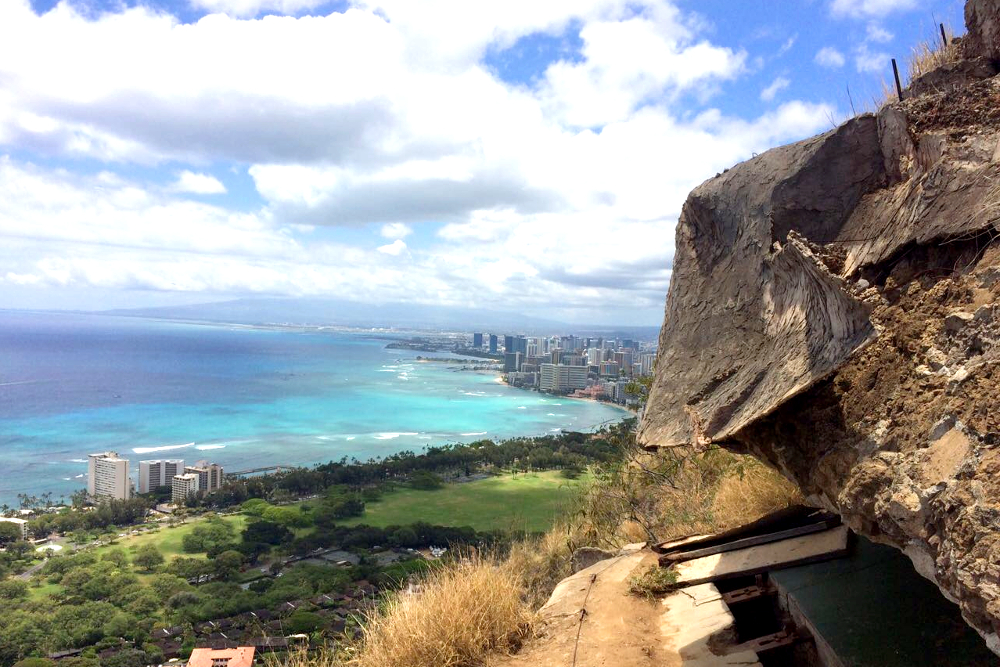 Diamond Head Hike Honolulu
