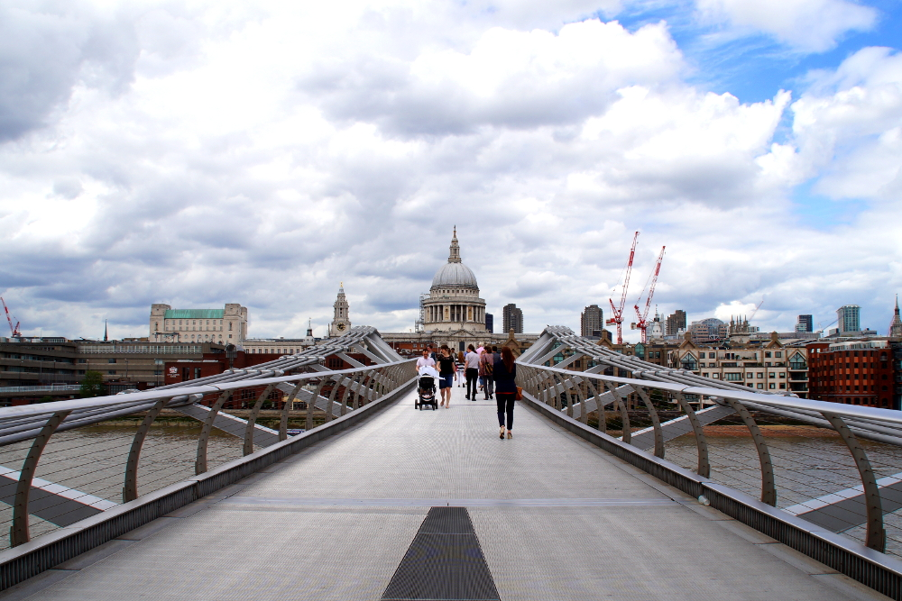 Millenium Bridge London