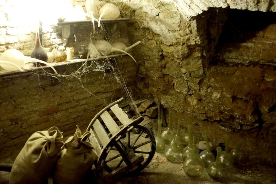Alchemie Prag Speculum Alchemiae