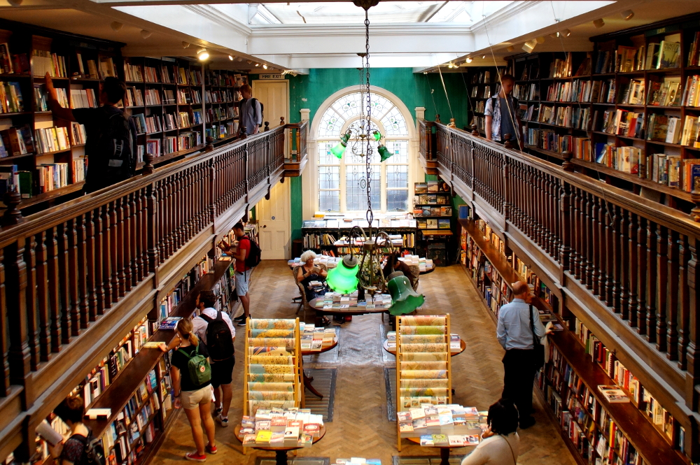 London Daunt Books