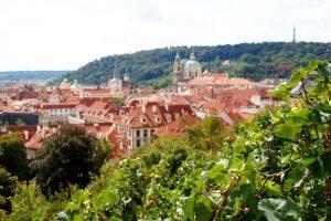 Prag Burg Hradschin