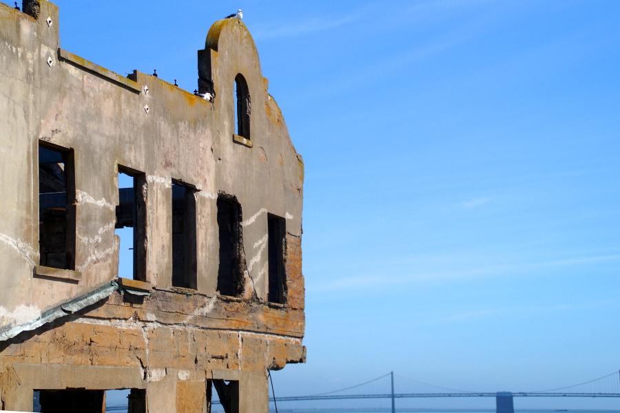 Alcatraz in San Francisco: Tickets, Anreise, Aktivitäten