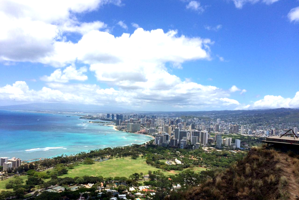 Oahu: Drei Wanderungen für Anfänger