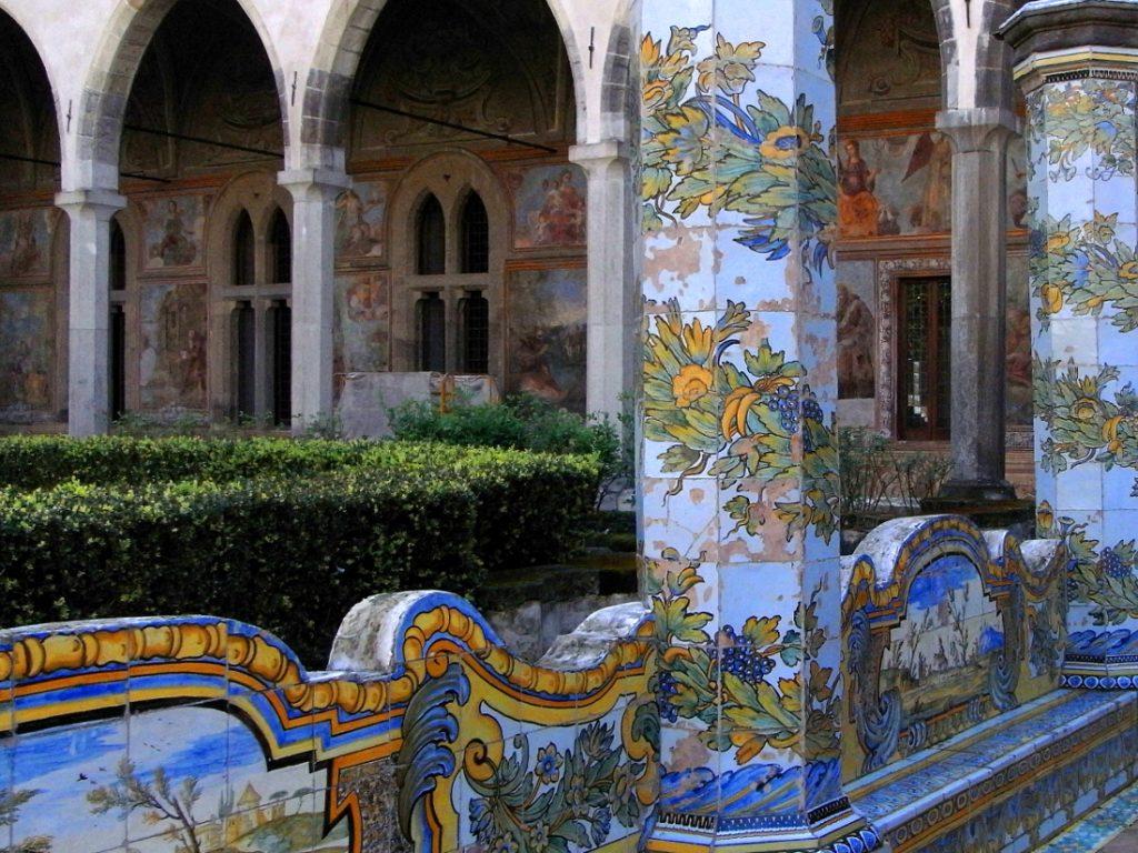 Neapel Santa Chiara