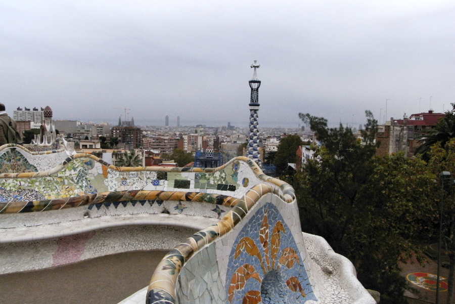 Viva Barcelona Park Güell