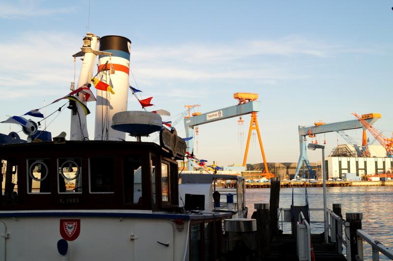 Kiel Hafen