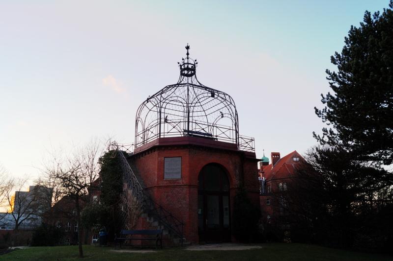 Kiel alter botanischer Garten