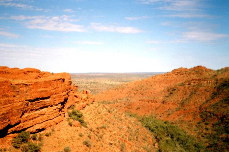 Outback Australia Australien