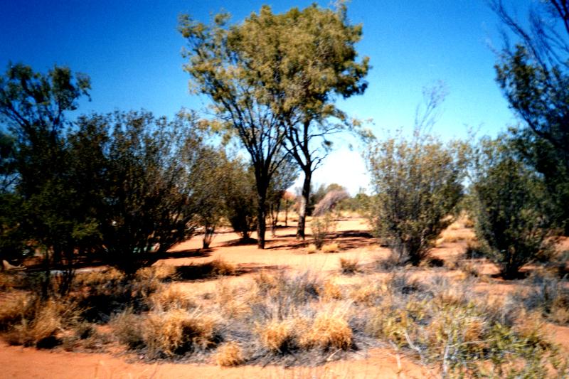 Outback Red Australia Australien