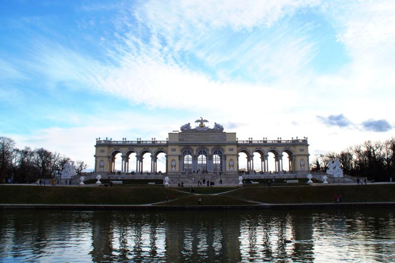 Schloss Schönbrunn Wien Vienna Austria