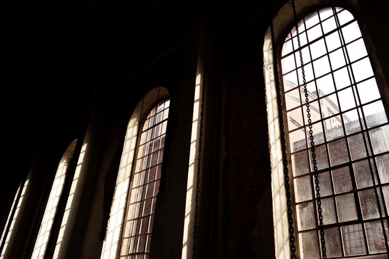 Fenster Zeche Zollverein