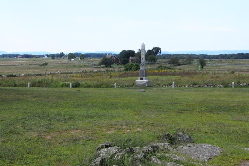 Memorial Gettysburg