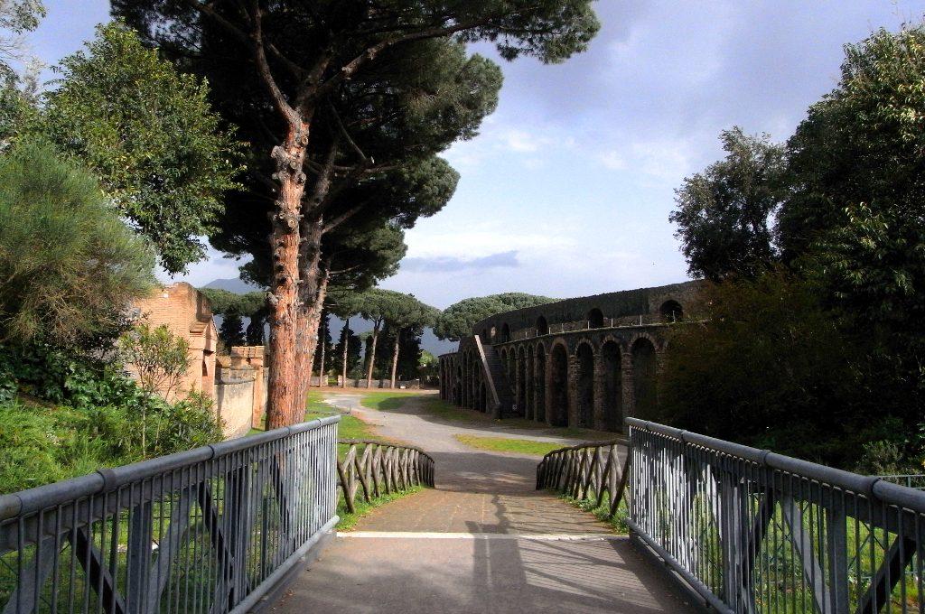 Pompeji Neapel Vesuv