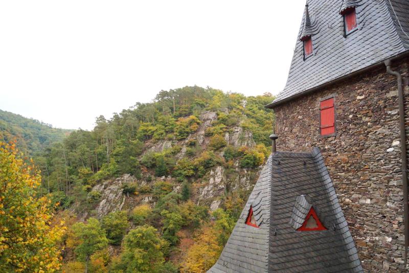 Burg Eltz Mittelalter