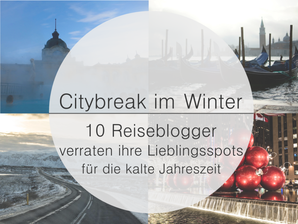 Citybreak im Winter