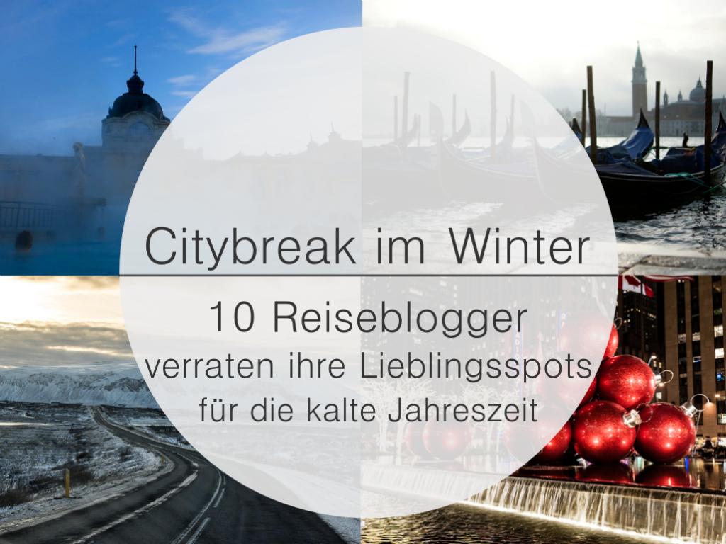 Citybreak im Winter