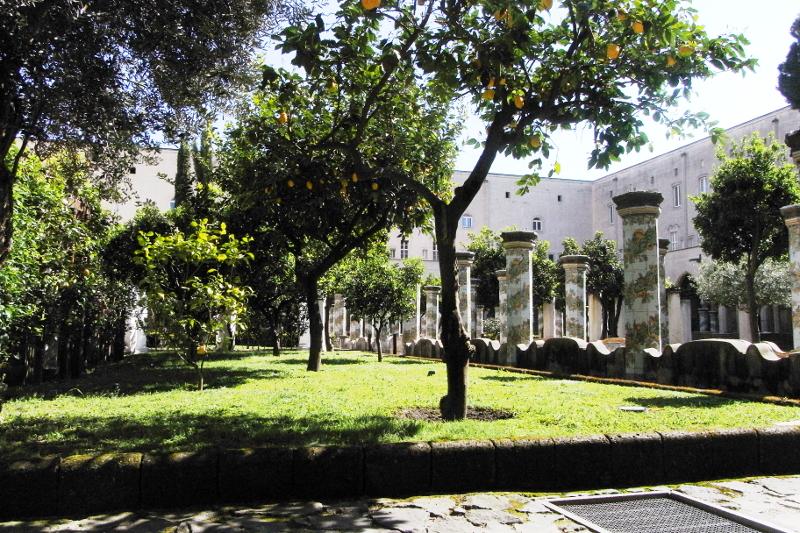 Neapel Klarissenkonvent Kloster