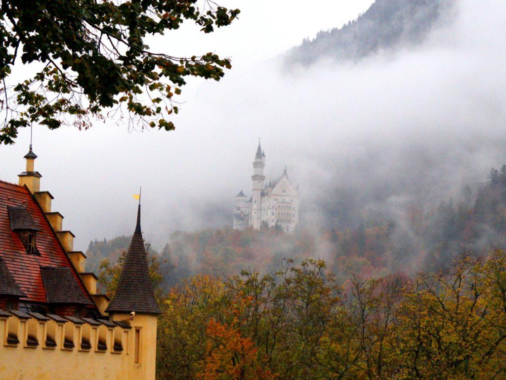 5 Burgen Deutschland