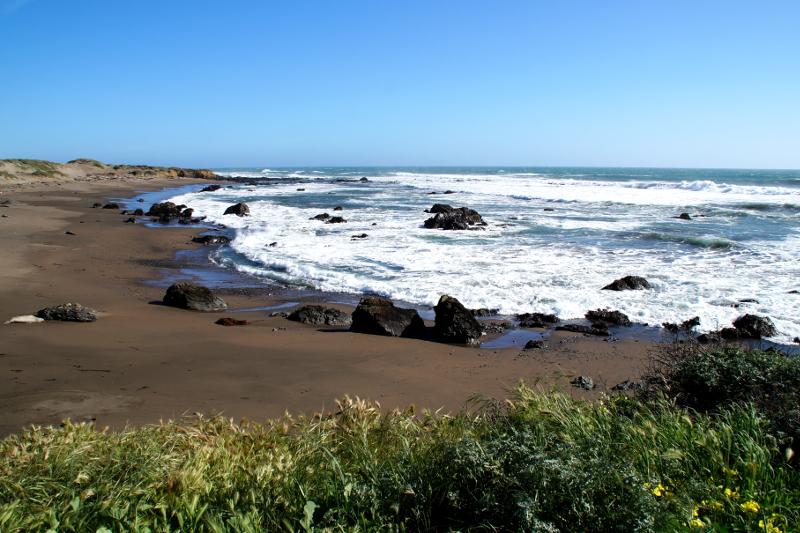 Highway 1 Beaches
