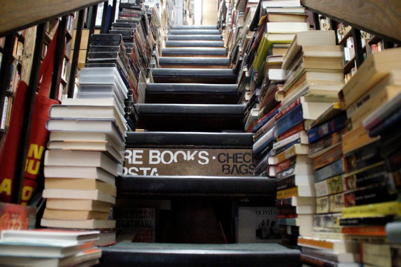 Westsiders Used Books New York