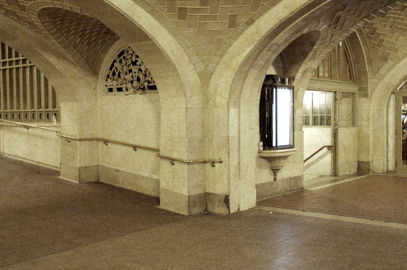 Whispering Gallery Grand Central Station New York