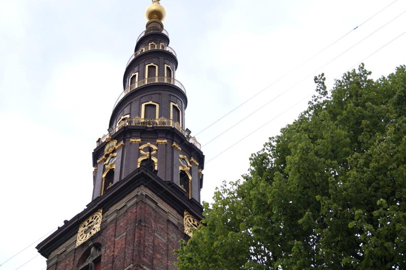 Erlöserkirche Kopenhagen