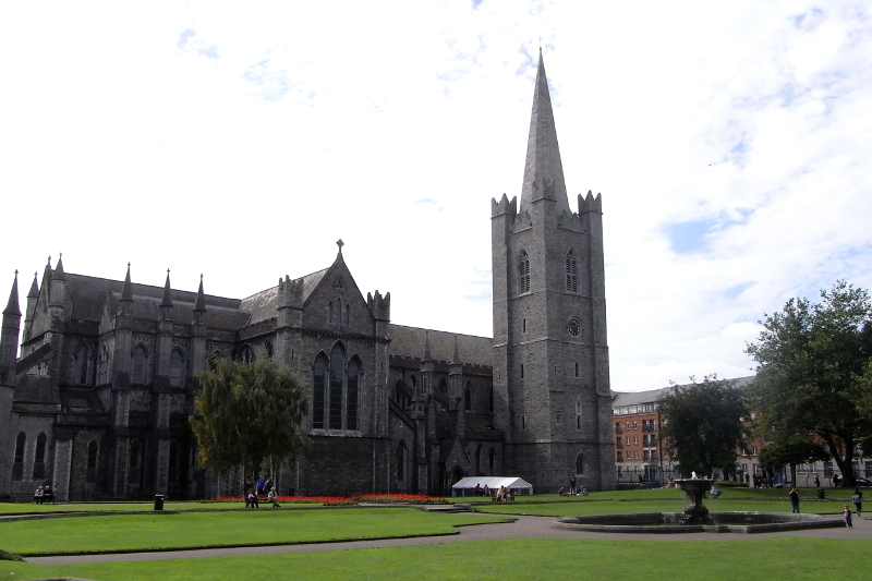St Patricks Cathedral Dublin
