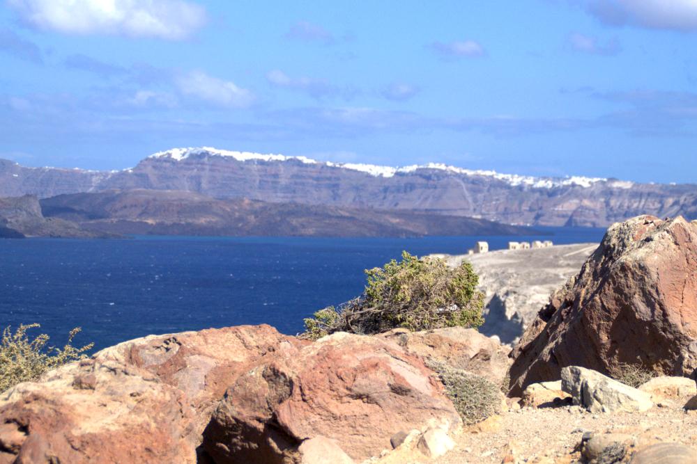 Reisen Santorin