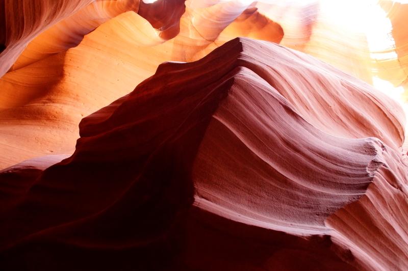 Rock Formation Antelope Canyon