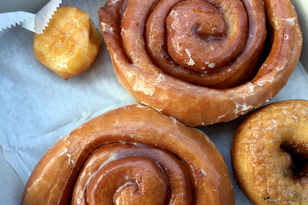 Donut King Foodguide Oahu