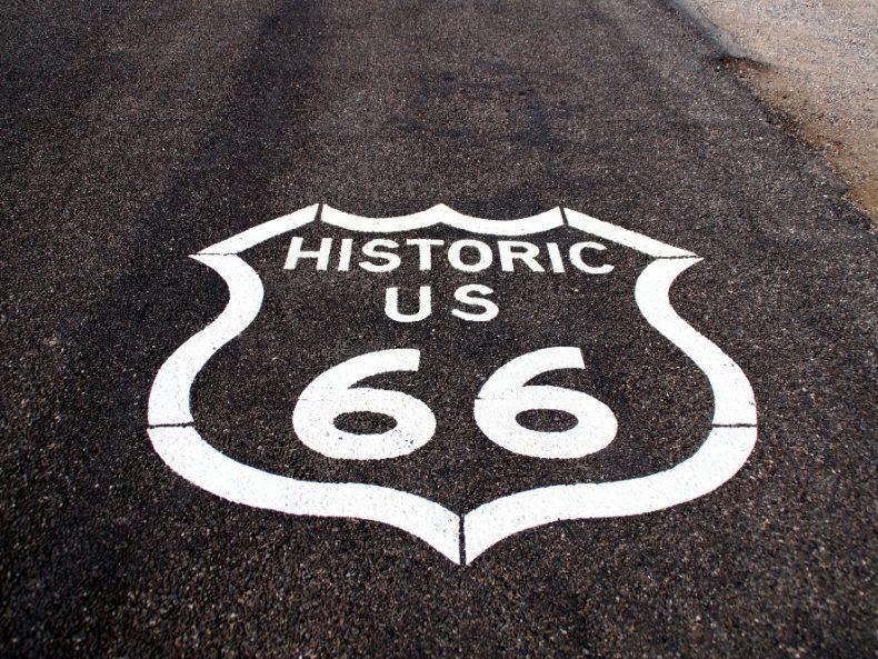 Route 66 Planung und Vorbereitung