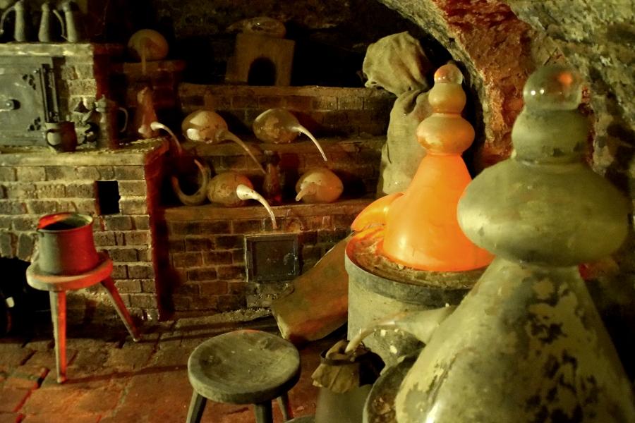 Alchemie_Prag_Speculum_Alchemiae
