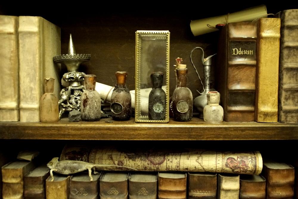 Alchemie_Prag_Speculum_Alchemiae_Titel
