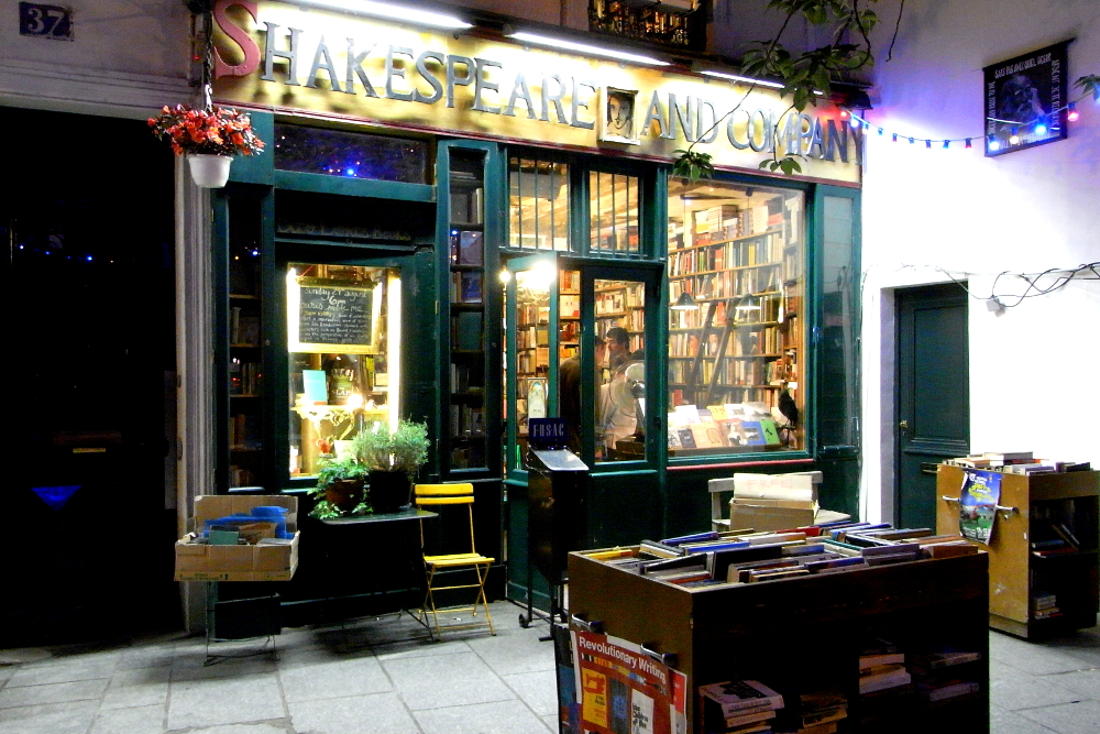 Shakespeare & Company Paris