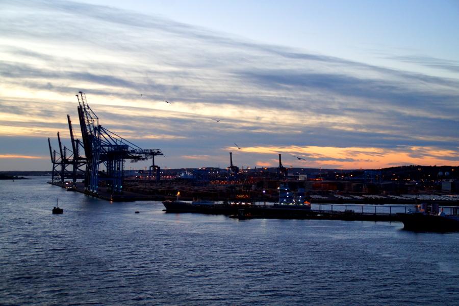 Göteborg_Port