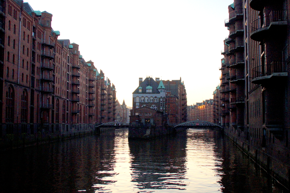 Hamburg mit Best Western