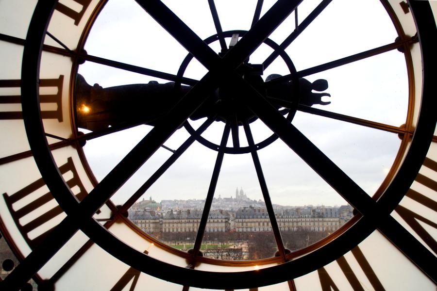 Musee dOrsay Paris