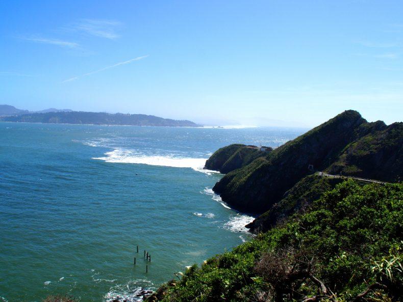 Point Bonita Lighthouse Battery Mendell San Francisco