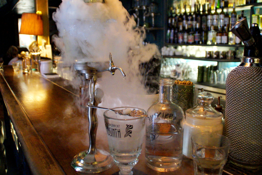 Absintherie Prague