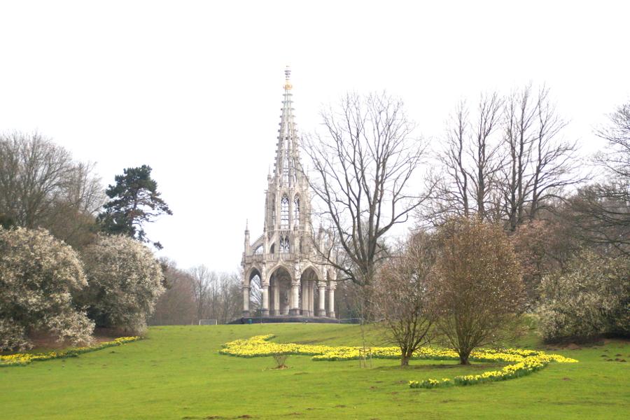 Brussels Park Belgium