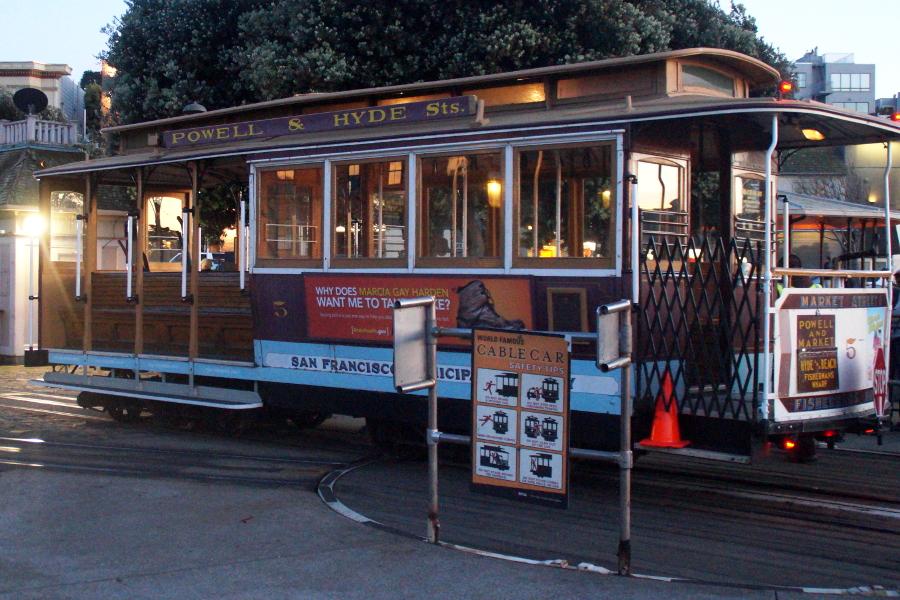 Cable Cars San Francisco