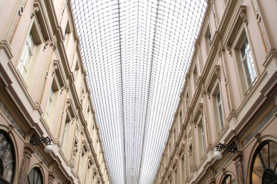 Galeries Hubert Brussels