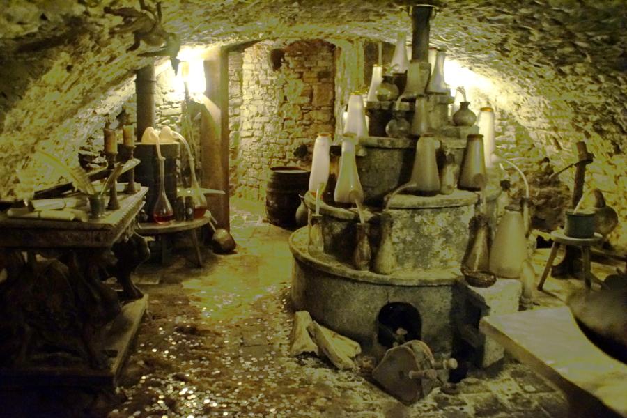 Speculum Alchemiae Prague