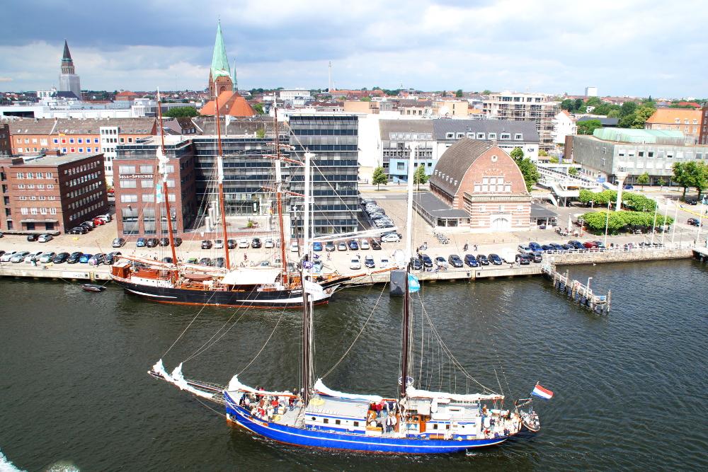 Stena Line Begleitfahrt Kiel