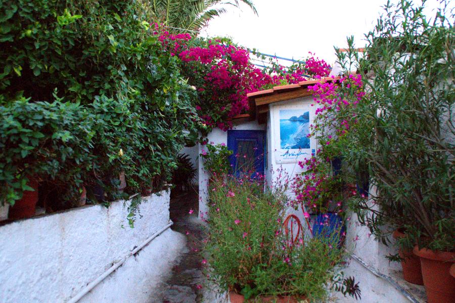 Anafiotika Athen Athens Lykabettus