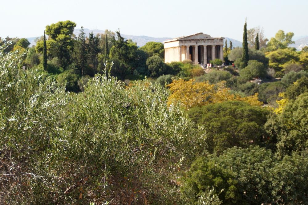 Athen Tempel Athens