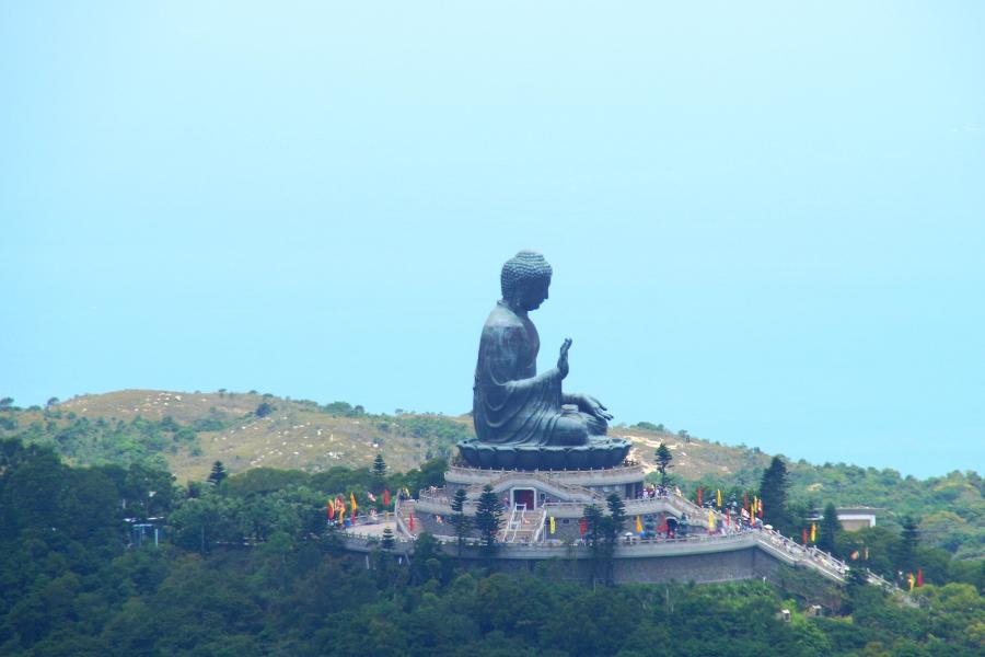 Tagestrip Lantau Island: Hongkongs grüne Lunge