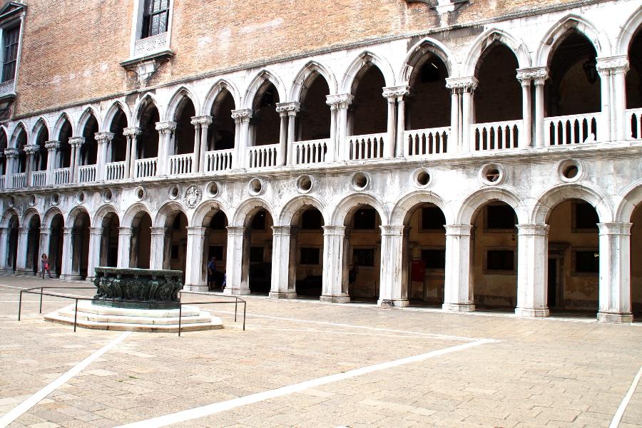 Dogenpalast Venedig