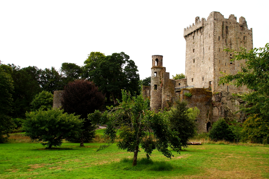 Blarney Castle Ireland County Cork